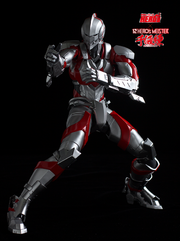 Sentinel-12-inch-hero's-meister-ULTRAMAN