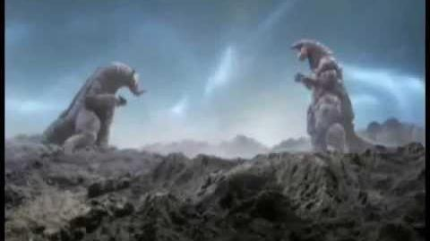 Gomora vs Fire Golza