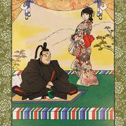 Saki and Ieyasu