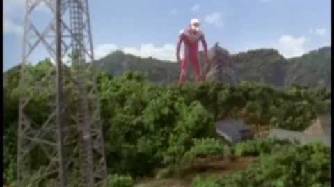 Ultraman Dyna vs Bao-On