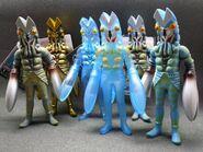 Alien Baltan toys