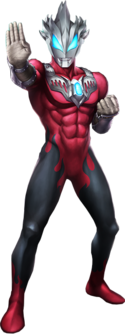 Ultraman Geed Le-Over Fist