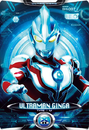 Ultraman X Ultraman Ginga Card