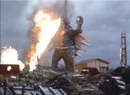 KANEDORAS USES FIRE