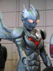 Ultraman Noa Pertunjukan Langsung