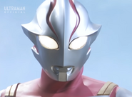 Mebius look close