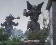 Ultraman Ginga-Antlar and Jasyuline Screenshot 001