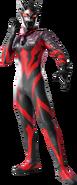 Ultraman Zero Darkness render