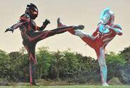 Ginga Zagi Fight Pic