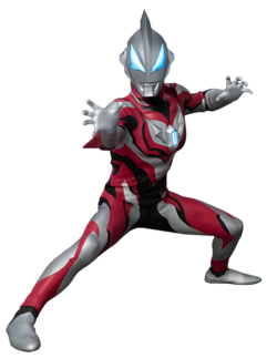 Ultraman Geed Primitive render
