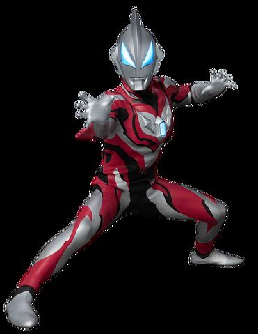 File:Ultraman Geed Primitive render.png