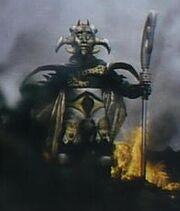 Satan Go-Ne without horns