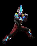 Ultraman ginga victory render by zer0stylinx-dazda4l