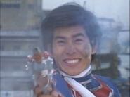 Kotaro's final battle