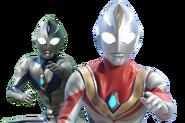 Ultraman Dyna (The 10 Ultra Warriors)