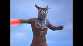 Ultraman Leo and Ultraseven vs Alien Borg-1