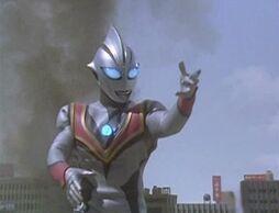 Ultraman Tiga Evil