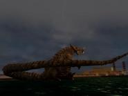 EX Gomora Tail Spear
