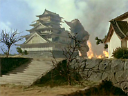 Gomora Osaka Castle