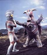 Bad Baalon v Ultraman Ace I