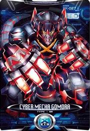 Kartu Cyber Mecha Gomora