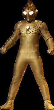 Ultraman Tiga Charecter Gritter