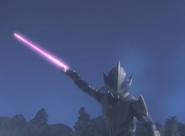Fake Hunter Knight Tsurugi Knight Blade