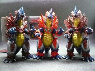 Neosaurus toys