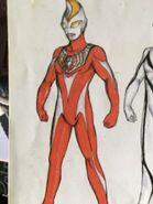Ultraman Dyna NG