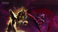 Zero Darkness Dark Slash Kick