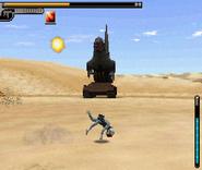 Dinosaur Tank Energy Blast