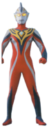 Ultraman Justice Charecter Crusher Mode