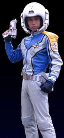 Gamu Full uniform