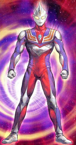 Ultraman Tiga (Manga character)