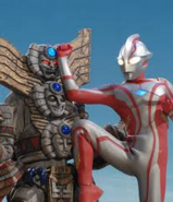 Jasyuline v Ultraman Mebius