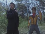 Kazuya and Mirai