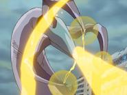 Garuballade shock tail