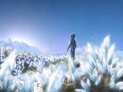 Hikari mengunjungi Planet Arb
