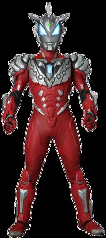 Ultraman Geed Solid Burning data
