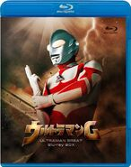 Ultraman Great Blu-Ray