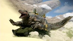 Dinotank mark II