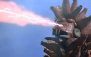 Fiery superman eyes