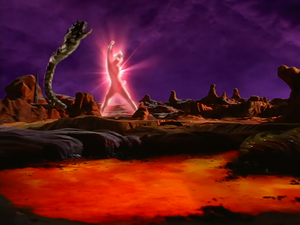 Gaia vs Dragon