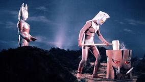 Ultraman-Taro-Mochiron