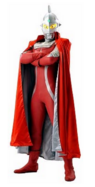 Ultraseven cape II