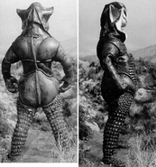 Alien Mefilas bw concept I