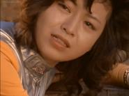 Emi said goodbye to Takeshi before die