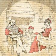 Saki and William