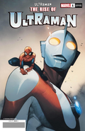 Spider-Man and Ultraman