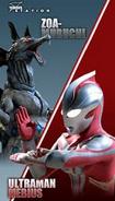 Zoa-Muruchi v Ultraman Mebius pic